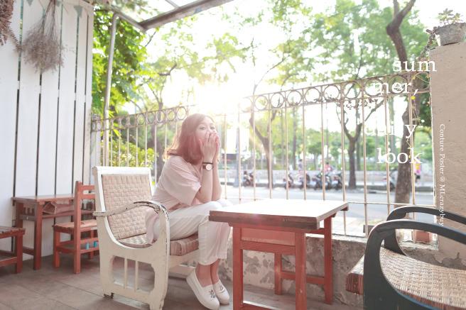 [穿搭] SHANA與日日村的小夏季♥