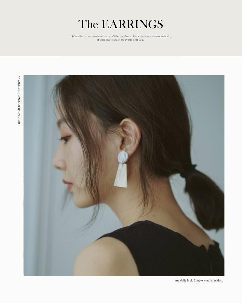 [ACC] 沒有耳洞也可以美美的♥yve耳夾分享文