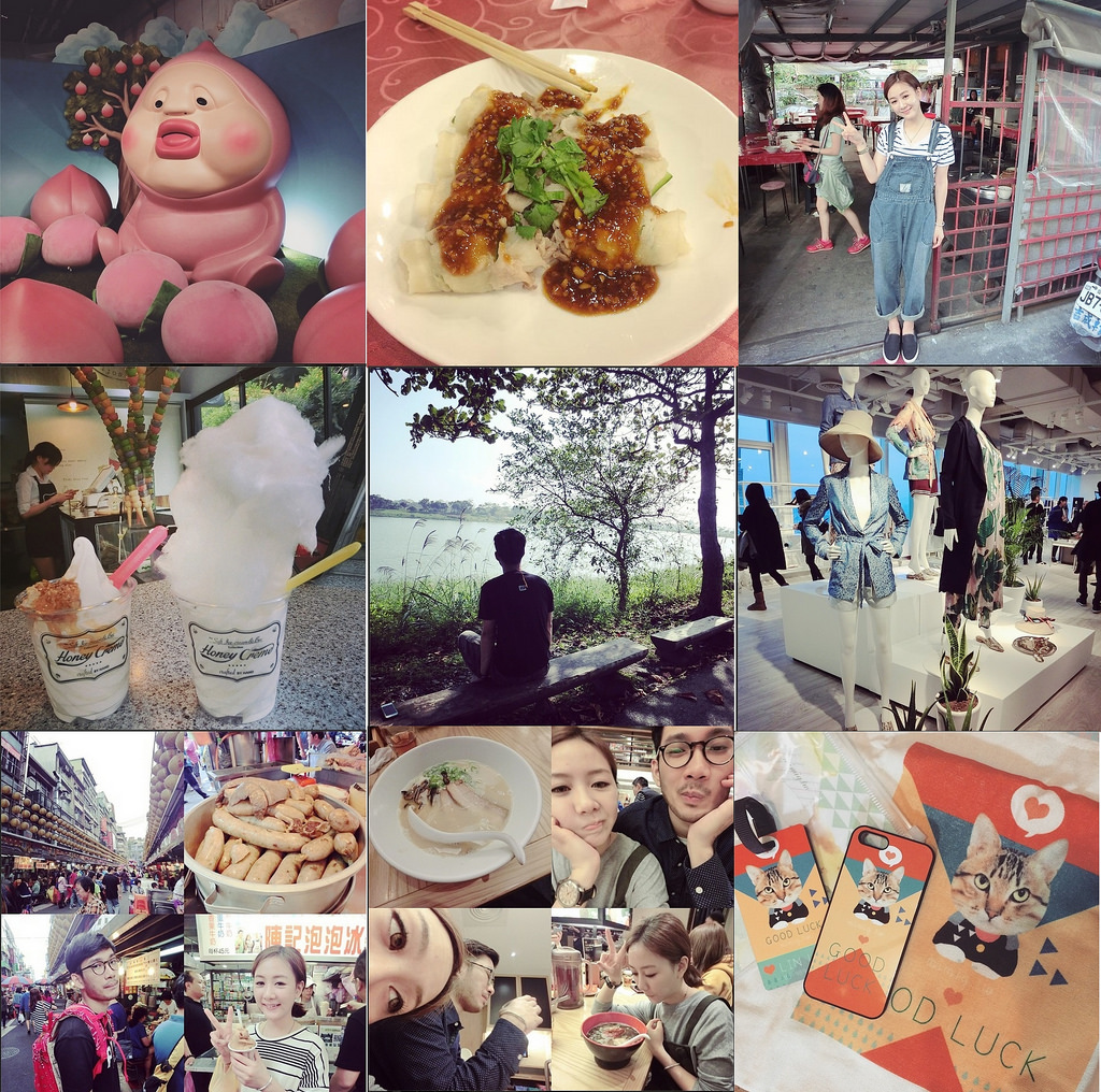 [TALK] Instagram Diary ♥ 年末吃貨日記