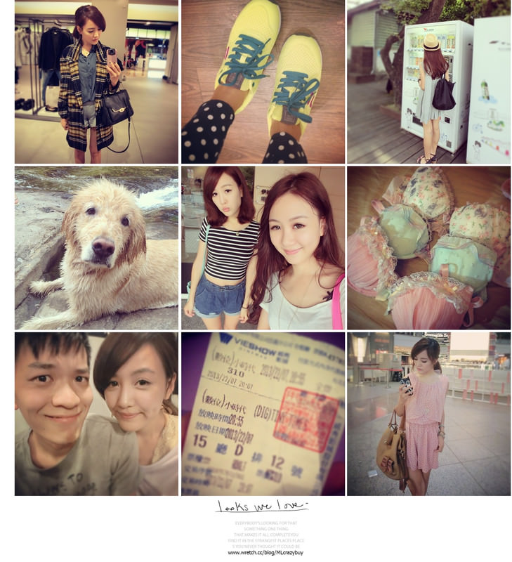 [TALK] Instagram Diary ♥ 七八月饅姐小生活